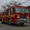 Toronto Fire at the Beaches Easter Parade, April 8, 2012.<br /> <br /> Photo by Larry Thorne
