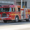 Pumper 344 on Bloor St. West.<br /> <br /> Photo by Kevin Hardinge