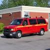 Car 32 responds to alarms on Milverton Blvd.<br /> <br /> Photo by Kevin Hardinge