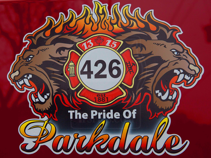Station 426 - The Pride of Parkdale<br /> <br /> Photo by Kevin Hardinge