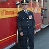 Toronto Fire Chief Jim Sales.<br /> <br /> Photo by Larry Thorne