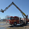 Tower 331 Bronto training at the CNE.<br /> <br /> Photo by Larry Thorne