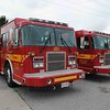 Training pumper TRP1 - a 2005 Spartan / Seagrave.<br /> <br /> Photo by Larry Thorne