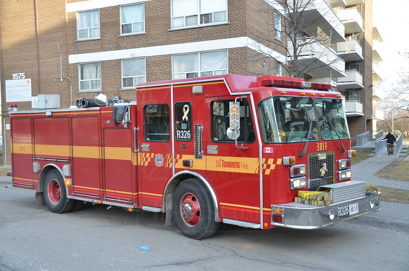 Rescue 326.<br /> <br /> Photo by Larry Thorne