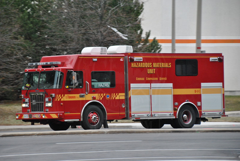 Haz call at 340 McCowan Rd..<br /> <br /> Photo by Larry Thorne