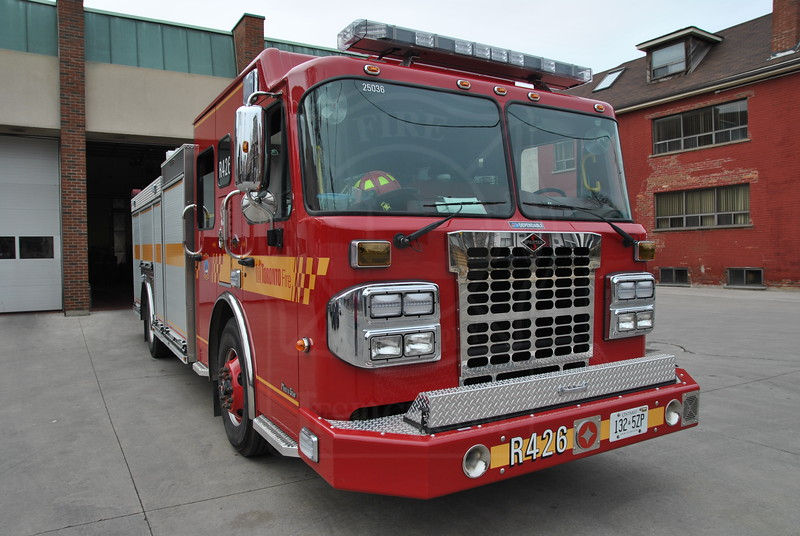 Rescue 426's new rig entered service March 15, 2012.<br /> <br /> Photo by Larry Thorne