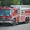 Training Aerial TR-A1, a 1990 Mack / Superior.<br /> <br /> Photo by Larry Thorne