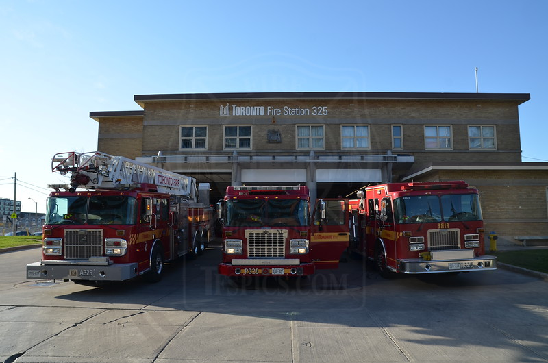 Station 325.<br /> <br /> Photo by Larry Thorne