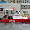 "Fireboat ""Sora"".<br /> <br /> Photo by Kenneth Lai"