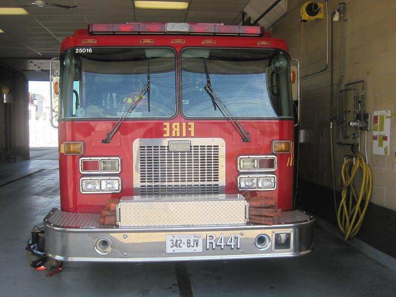 Rescue 441.<br /> <br /> Photo by christopher debruin