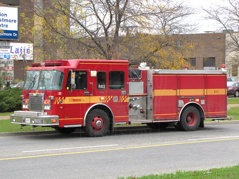 Rescue 413.<br /> <br /> Photo by SJC