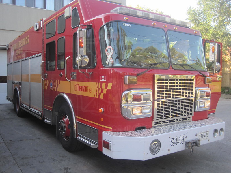 Squad 445.<br /> <br /> Photo by christopher debruin