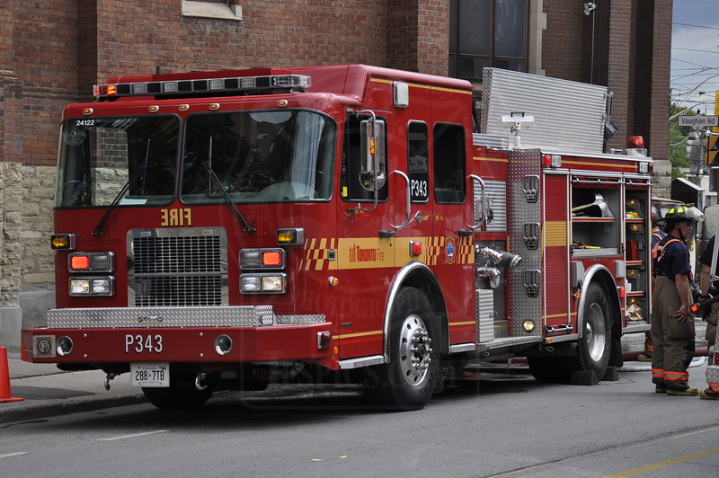 Pumper 343.<br /> <br /> Photo by Russell Pascoe