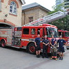 "Pumper 312 ""A"" Platoon.<br /> <br /> Photo by Larry Thorne"