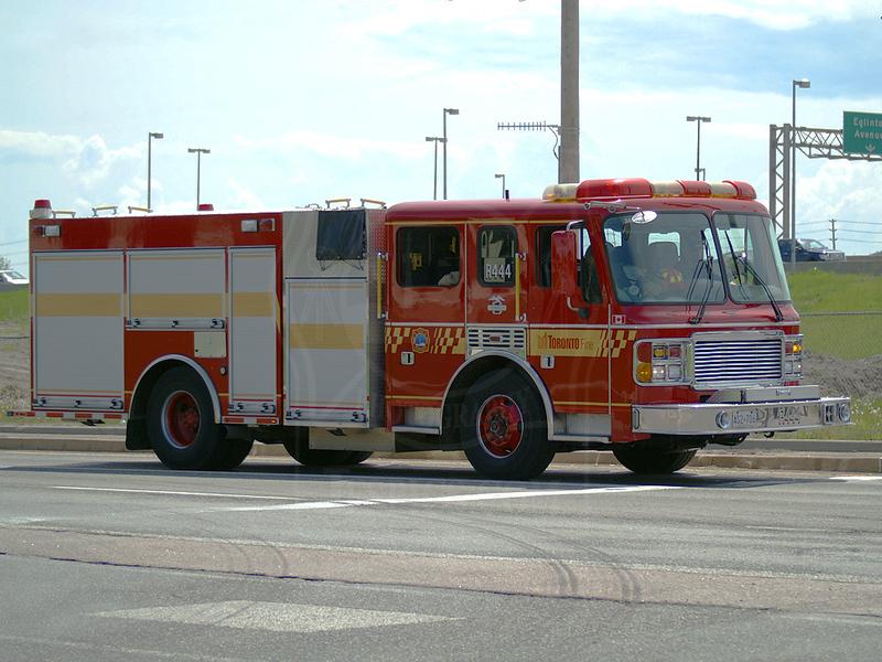 Rescue 444.<br /> <br /> Photo by SJC