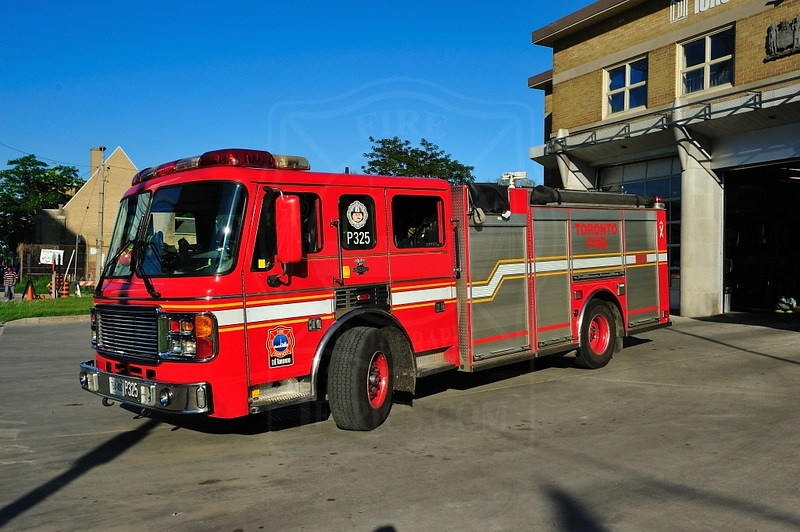 Pumper 325.<br /> <br /> Photo by Kenneth Lai
