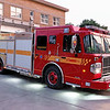 Pumper 325's new rig entered service August 16, 2011.<br /> <br /> Photo by Kevin Hardinge