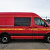 TFS Dodge Sprinter Van.<br /> <br /> Photo by Kenneth Lai