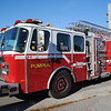 Training Pumper 6 (ex P215).<br /> <br /> Photo by Larry Thorne
