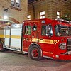 Pumper 312's new rig in service September 29, 2011.<br /> <br /> Photo by Kevin Hardinge