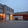 Squad 143's new rig in service October 3, 2013.<br /> <br /> Photo by Larry Thorne