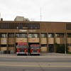 Station 313<br /> <br /> 441 Bloor St. East<br /> Built 1967<br /> Formerly Toronto F.D. Station 11<br /> <br /> S313, P313<br /> <br /> Photo by Kevin Hardinge