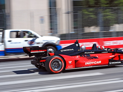 The Indy Racing Experience!
