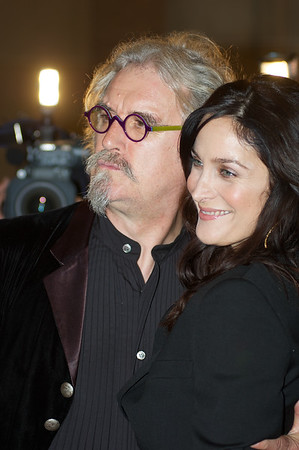 Carrie-Anne Moss, Billy Connolly