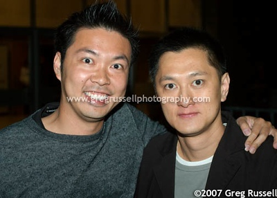 Wilson Yip, Director with Fan