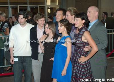 """Juno"" Cast"