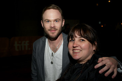 Shawn Ashmore and Fan