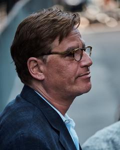 Director Aaron Sorkin