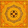 ROM Rotunda Byzantine Mosaic Ceiling