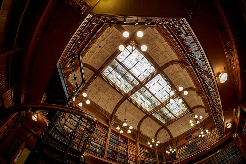 To The Great Library, Osgoode Hall