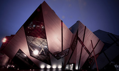 Night at the ROM