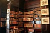 Dundurn Castle - Library Shelves