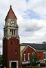 Clocktower in Summer