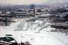 American Falls and Niagara Falls, New York from the Hilton