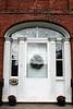 Doorway with Basket Arch