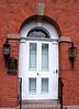 Post Hose Doorway