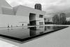 Plaza with Reflecting Pool