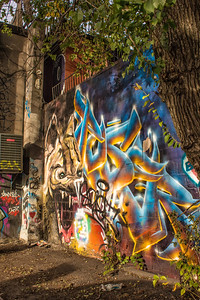 Graffiti Alley 33