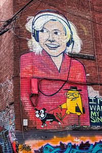 Graffiti Alley 39
