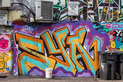 Graffiti Alley 27