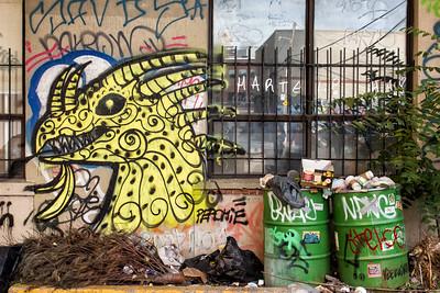 Graffiti Alley 6