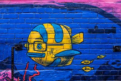 Graffiti Alley 40