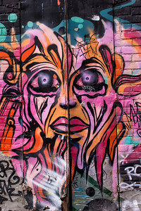 Graffiti Alley 22