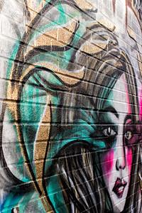 Graffiti Alley 42