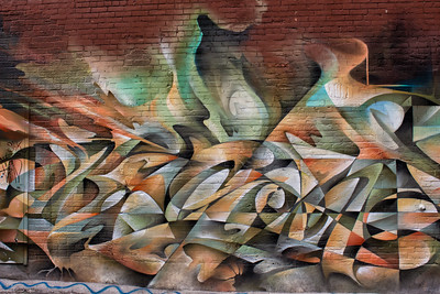Graffiti Alley 16