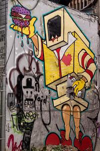 Graffiti Alley 5